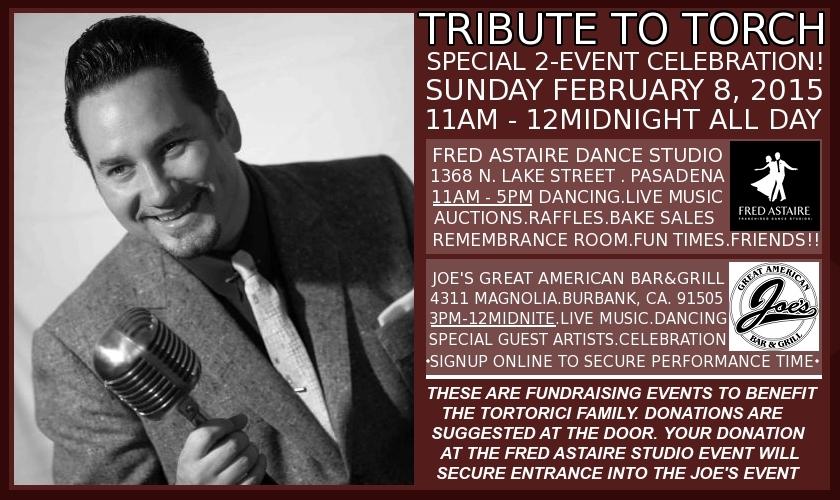 Mark Tortorici Memorial Website - Tribute to Torch
